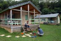 Vakantiepark Les Hameaux du Perrier